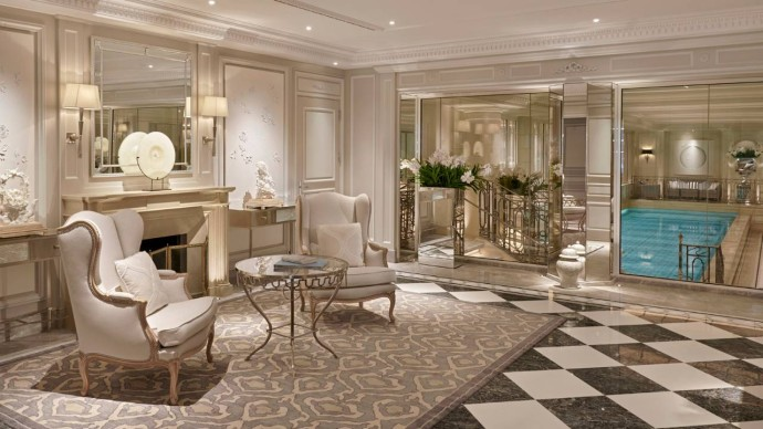 Four Seasons Paris Lounge