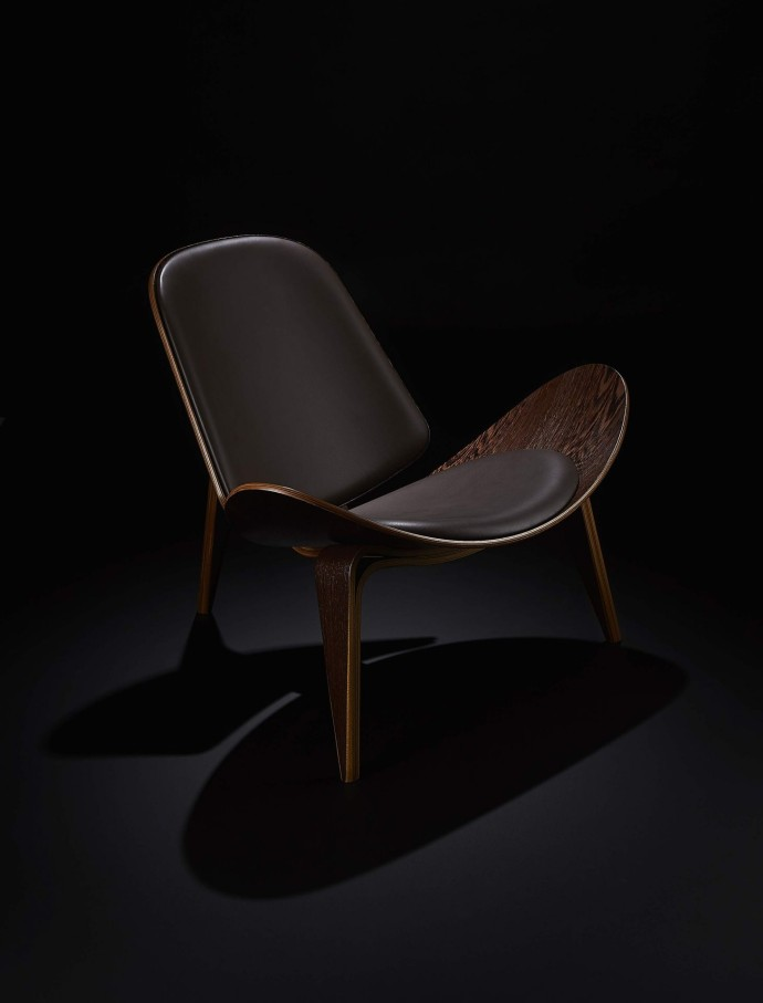 1260632_CH07 Shell Chair Wenge Exclusive_Carl Hansen_5
