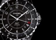 Chanel J12 GMT Black Matte