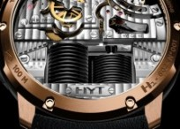 MB&F Montres de luxe LM1 Xia Hang Face or blanc 3