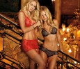 Shorty Sexy red Lindsay Erin Victoria Secrets