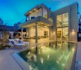 Villa design 736 North Orange Los Angeles