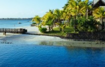 Le Touessrok hotel luxe Ile Maurice plage passerelle