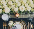 Top 35 photos luxe Aout 2014 - table mariage