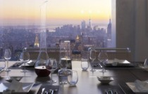 432 Park Avenue view from dinning room