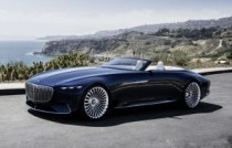 Vision Mercedes-Maybach 6 concept car