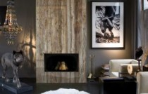 BARN IN THE CITY_wall panel in Iced Barn wood