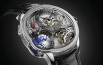 GREUBEL FORSEY GMT Earth High Res