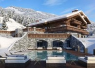 Ultima Crans-Montana Chalets, Spa & Clinic Exterior View 4