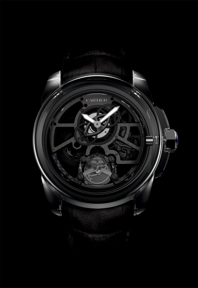 Cartier Watch ID Two concept
