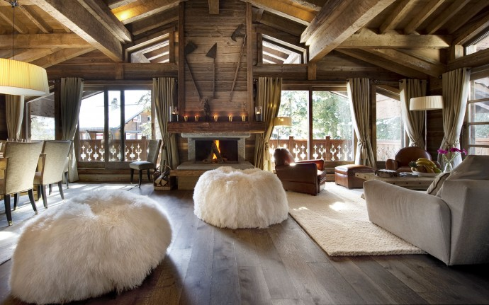 Chalet Gentianes Courchevel