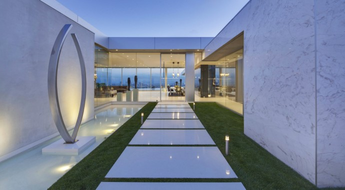 Villa design Tanager Los Angeles
