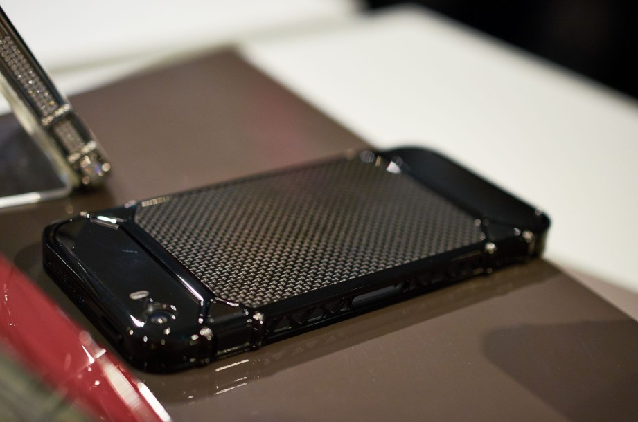 By atelier carbon shell iphone 5