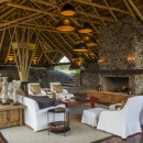 Legendary Expeditions Mwiba Lodge Loundge