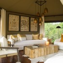 Legendary Expeditions Mwiba Lodge Salon