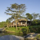 Legendary Expeditions Mwiba Lodge Suite Exterior