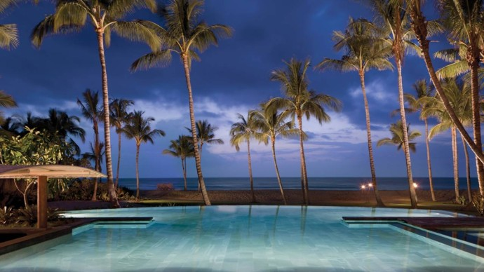 Four Seasons Hualalai Hawaii