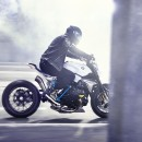 Riding the bmw concept roadster motorrad