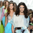 Google glass DVF fashion week
