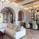 Le Touessrok hotel luxe Ile Maurice Royal Suite Living Space