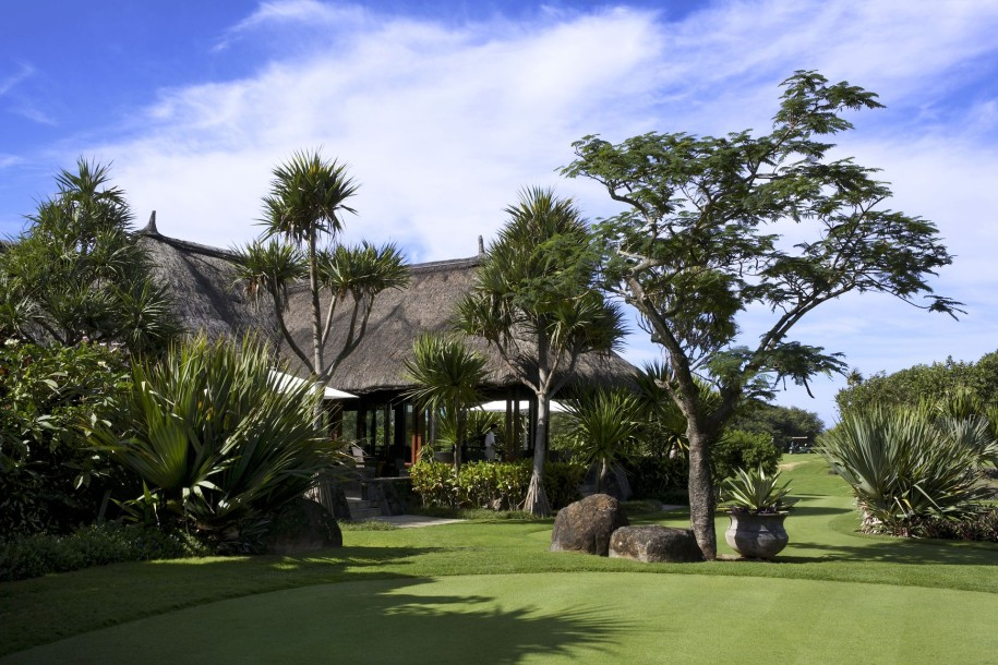 Le Touessrok hotel luxe Ile Maurice golf club
