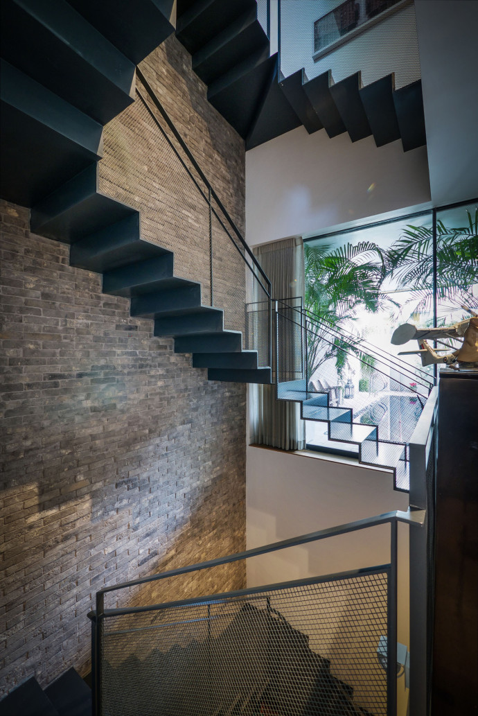 Luxury House stair design