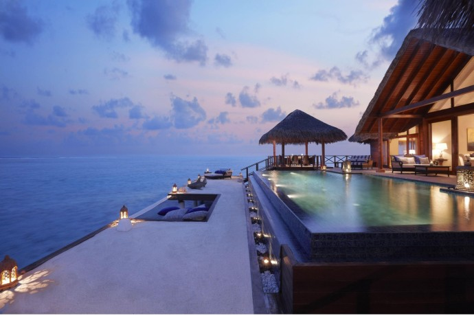 Taj Exotica Resort and Spa Maldives - Bestof Luxury pictures july 2014