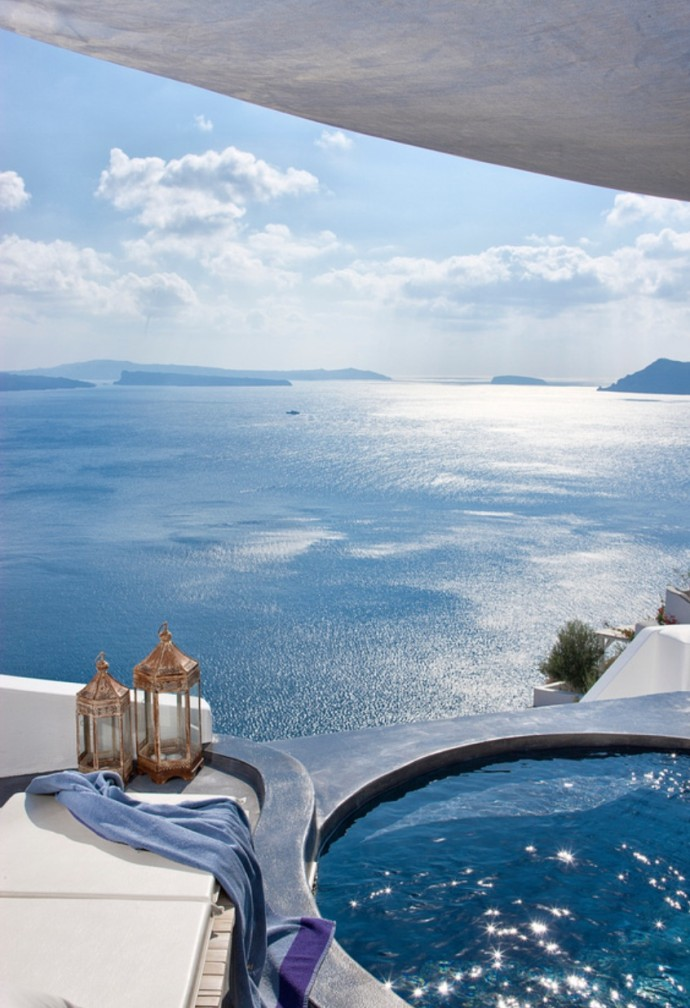 andronis luxury suites pool - Bestof Luxury pictures july 2014