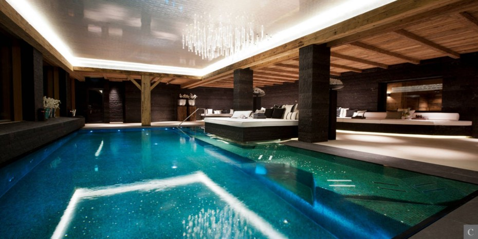 Le Collectionist Chalet Carl piscine