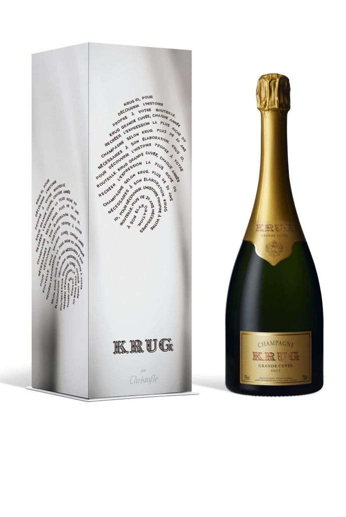 Noël 2014 Krug par Christofle (1)