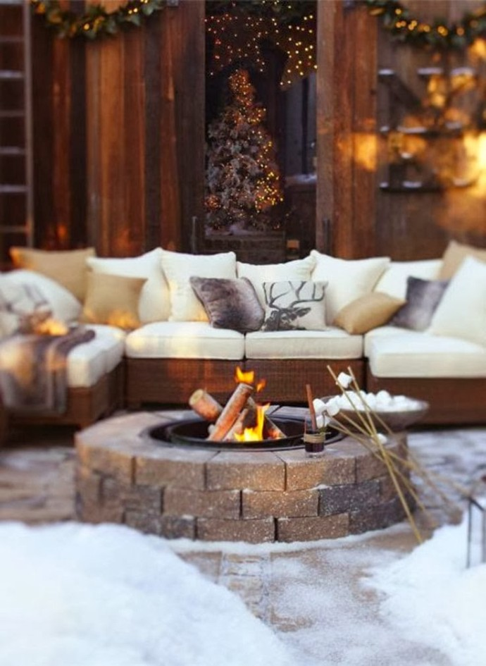 Hiver cosy chalet