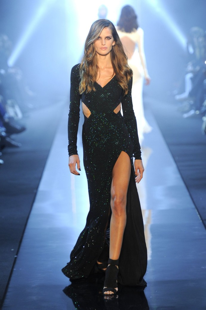 Alexandre Vauthier Swarovski Fashion Week