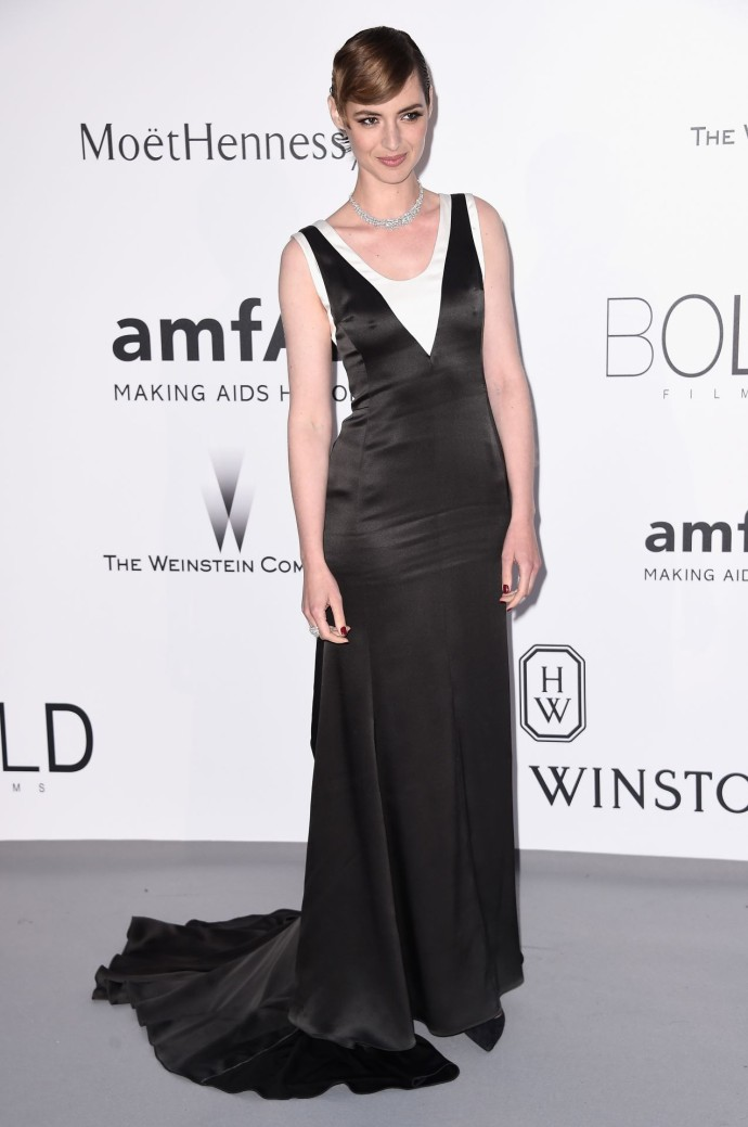 cannes 2015 Dior Louise Bourgoin