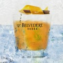 Belvedere Cocktail 2015 - Sweet Apricot (ambiance)
