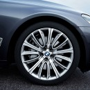 new BMW 7 Series roues