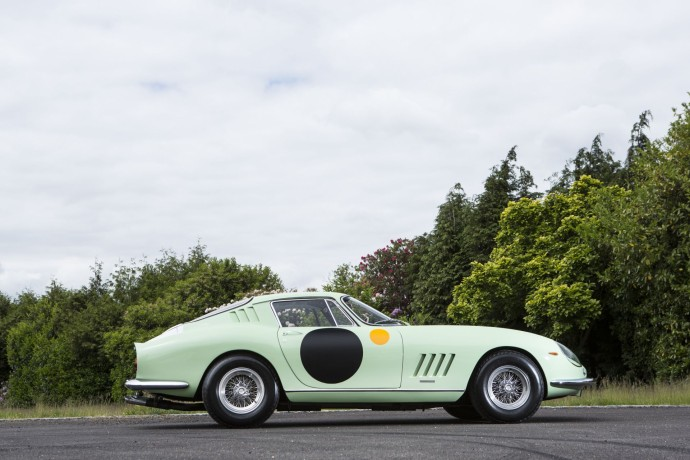 Lot 318 - 1966 Ferrari 275 GTB_6C Alloy