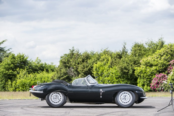 Lot 321 - 1967 Jaguar XKSS 'Lynx'