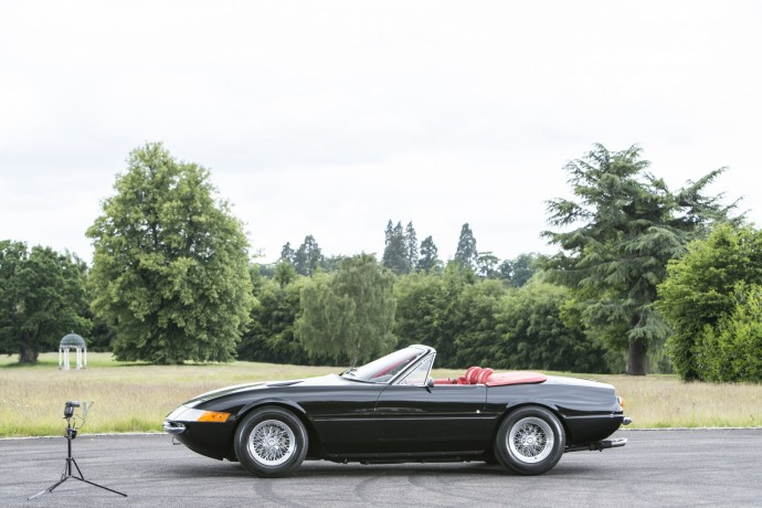 Lot 322 - 1971 Ferrari Daytona Spider
