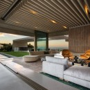 Saota villa OVD 919 Summer Lounge outside