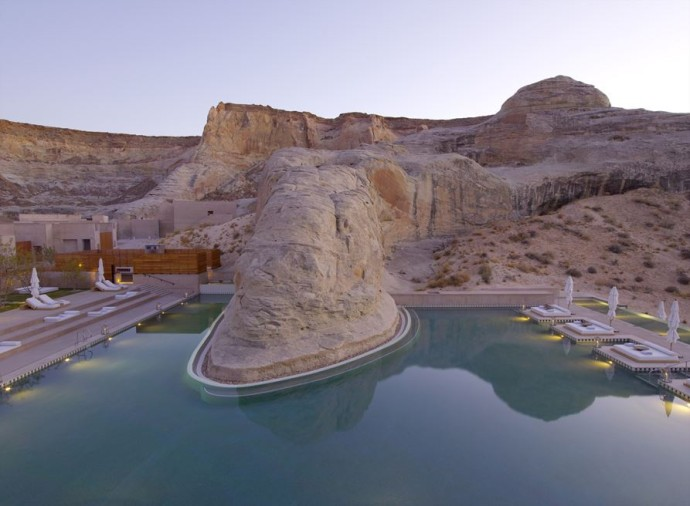 Amanagiri Resort Etats Unis
