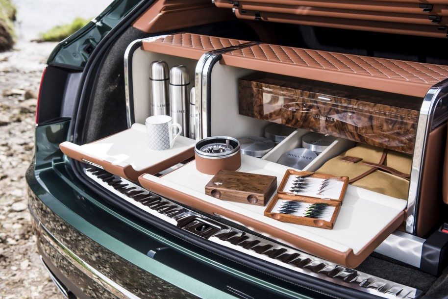 Bentley Bentayga Fly Fishing by Mulliner – The Ultimate Angling Accessory (5)