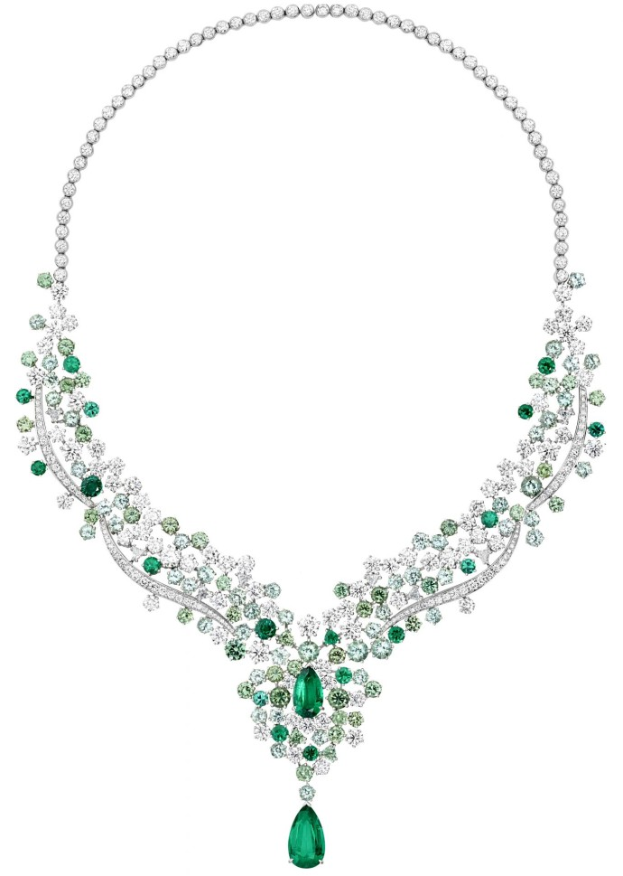 Piaget sunny side of life parure
