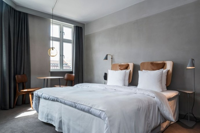 top suite HOTEL SP34 Danemark Photo Brochner Hotels